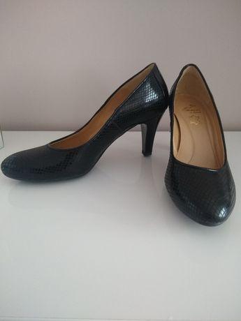 NOWE buty roz. 39 skóra naturalna. Wysyłka GRATIS