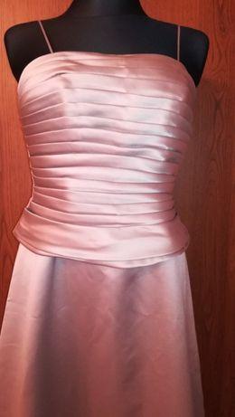 Wedding suknia długa 40