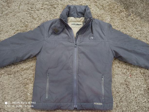 Куртка подростковая демисезонная Tom Tailor. Размер 152
