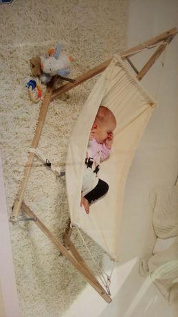 Гамак со стойкой для новорожденных