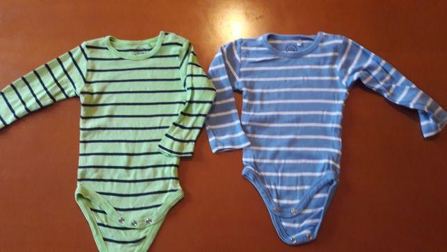 Ubranka dla chłopca 3-6 msc + gratisy