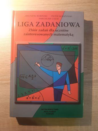 Liga zadaniowa. Zbiór zadań dla uczniów zainteresowanych matematyką.