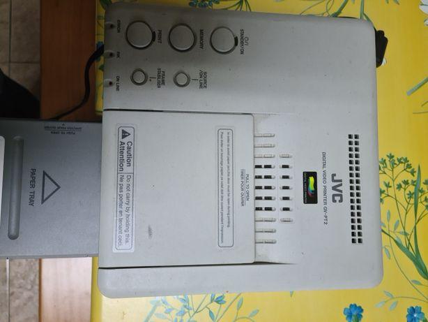 Impressora de fotografias JVC GV-PT2