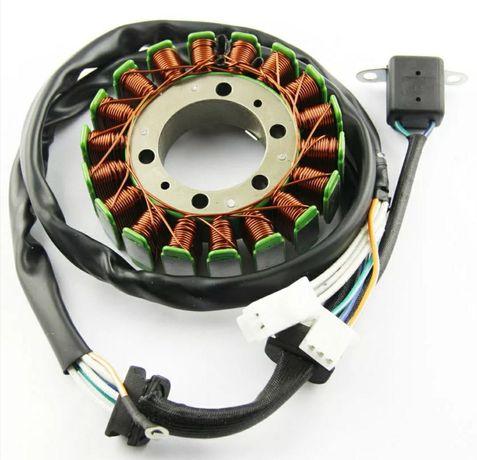Stator alternatora stojan Yamaha XT600 części