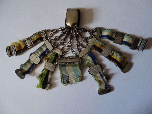 Bierzipfel studentika w srebrze
