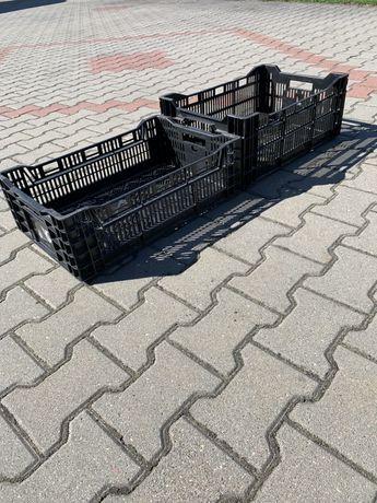 Skrzynki plastikowe holenderskie holandia, czarne mocne