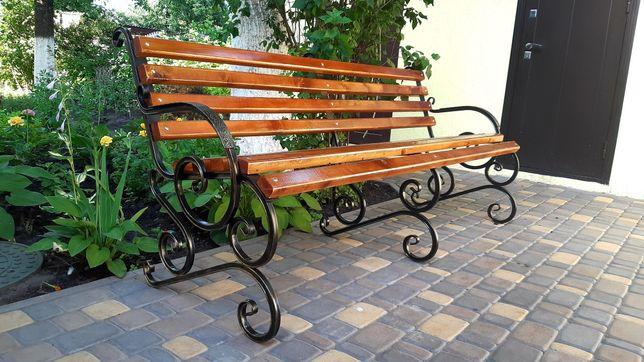 Скамейка, лавочка, стул, стілець, боковина