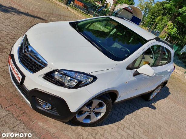 Opel Mokka 1.4turbo Edition Kamera Klimatronic Grzana Kierownica