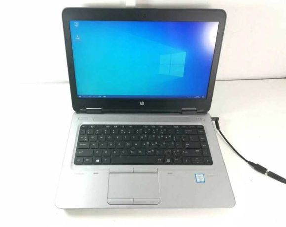 Laptop HP ProBook 640 G2 i5-6300U 8RAM 240GB SSD