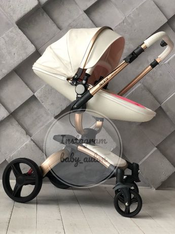 Hot Mom/mima xari, Aulon , детская коляска! Новая! AGAPE