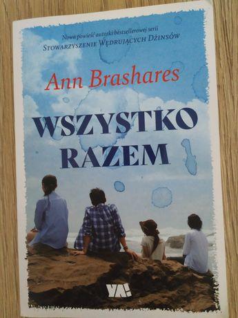 Anna Brashares Wszystko razem