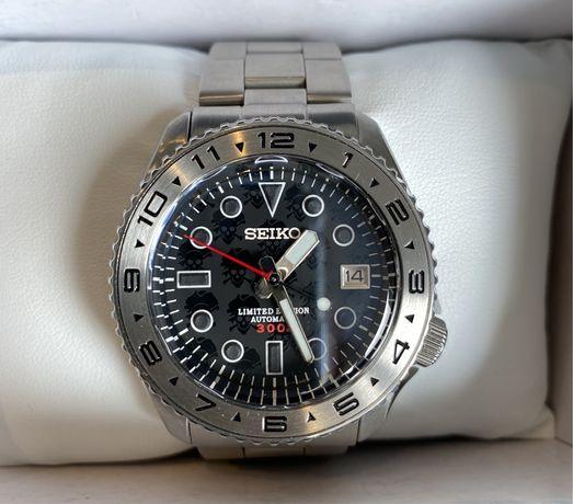 Seiko SKX Explorer 2 Pirates Часы модифицированые