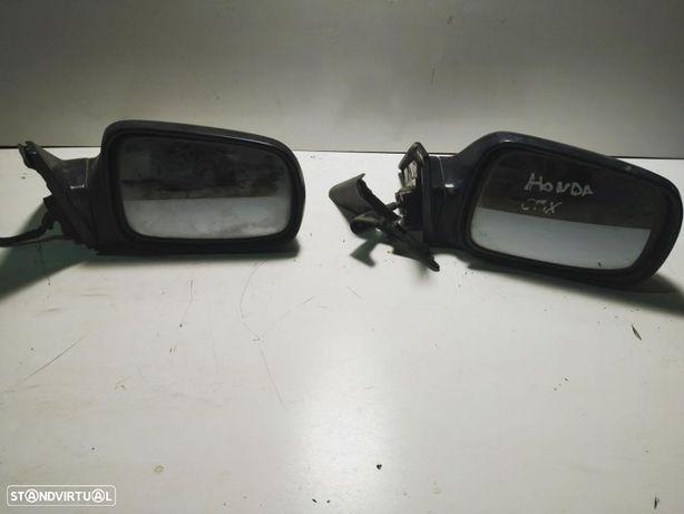 Espelhos Manuais e Elétricos Honda CRX
