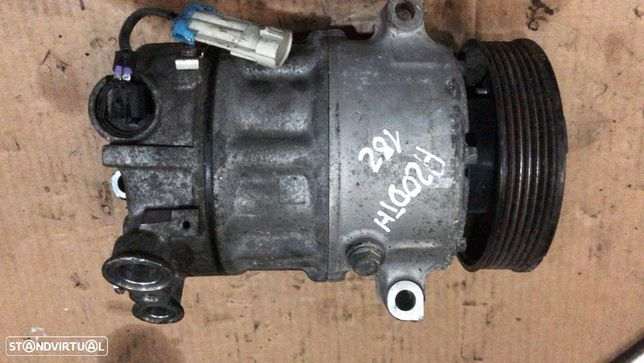 Compressor Ar Condicionado A/C OPEL ASTRA J / Opel Insignia 2.0 CDTI Ref:Motor A20DTH