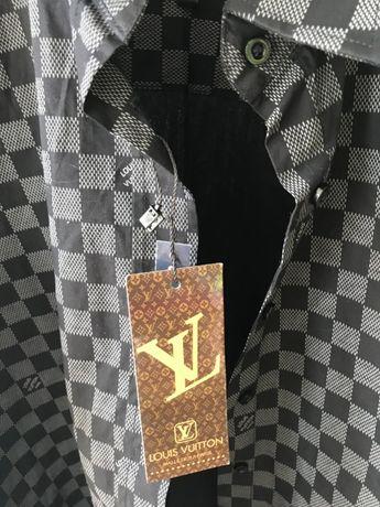 Louis Vuitton nowa damska koszula elegancka