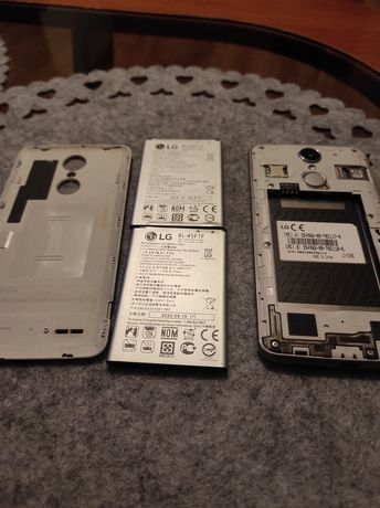 LG-M200E Telefon + dwie baterie (jedna nówka)
