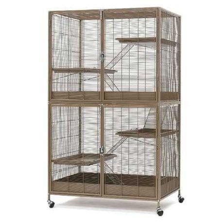 Клетка - вольер для енотов, хорьков, обезьян, носух птиц и др животных