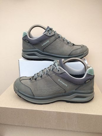 Lowa Gore-Tex кожаные  кроссовки ботинки 38-39