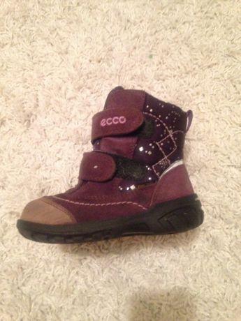 Зимние ботинки ECCO 24 размер