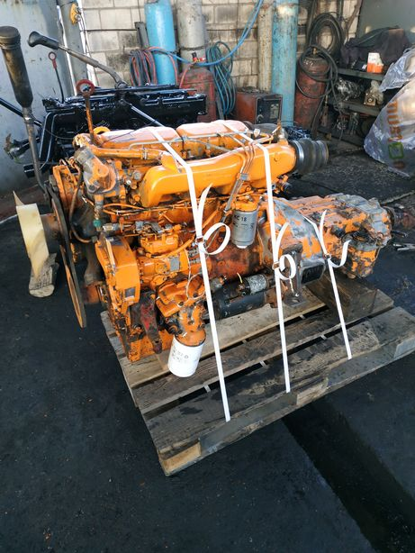 Мотор Ман двигун ман 4.6, 105л.с. Д 0824 на фав тата івеко МТЗ ЮМЗ