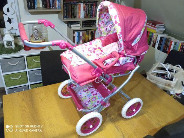 Wózek dla lalek Small Foot NOWY bardzo ładny