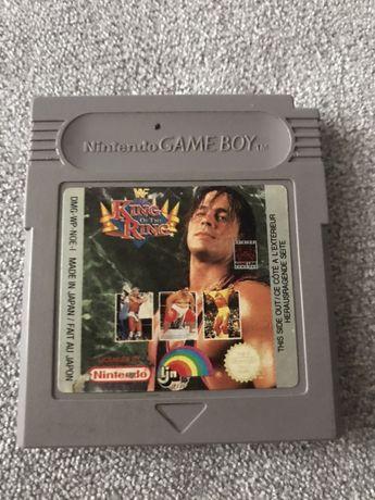 King of the ring game boy gra oryginał