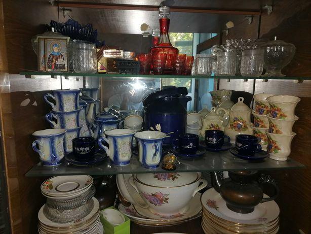 Посуда и хрусталь