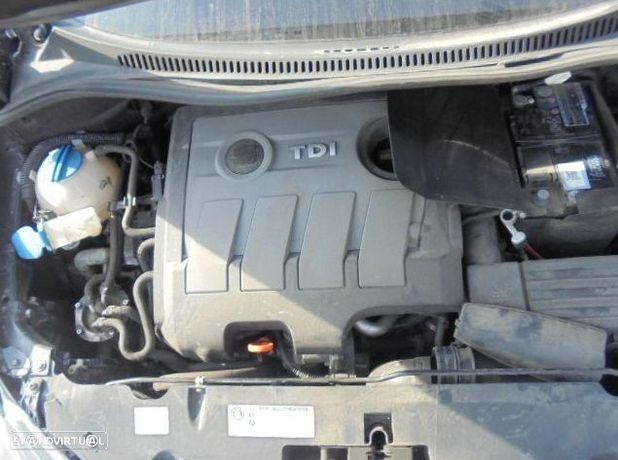 Motor Seat Leon Toledo Ibiza 1.6Tdi 105cv CAYC CAYB Caixa de Velocidades Arranque Alternador