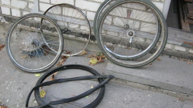 Орленок колеса (2 пары) покрышка камера