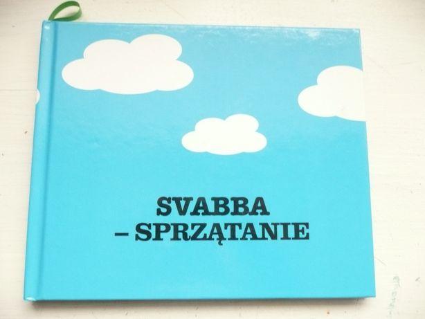 Książka Svabba -sprzątanie Ikea Family