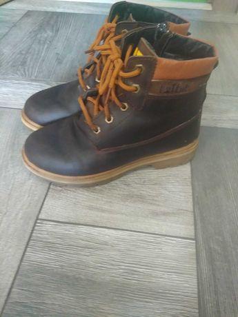 Зимние ботинки мальчик