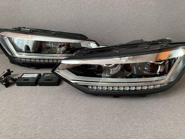 Новые LED Фары Туран Ксенон Туран Фары VW Touran Оптика Фольксваген