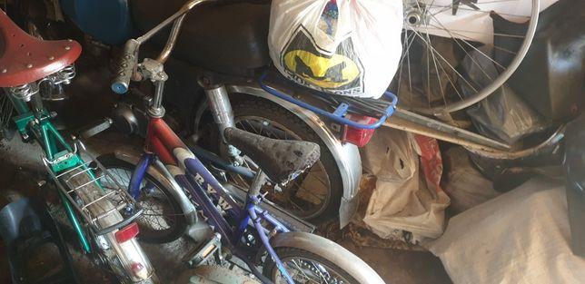 Продам подростковий велосипед