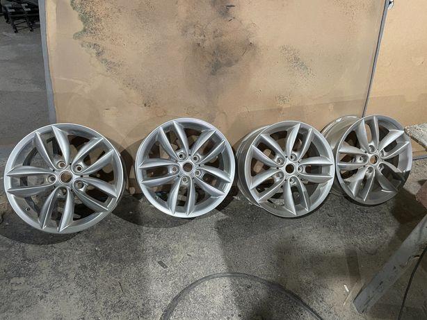 Диски R17 новые BMW MINI VOLKSWAGEN T5-6