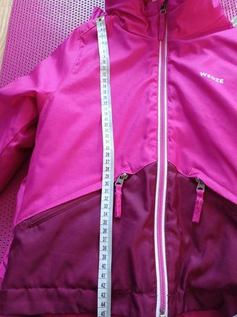 Komplet narciarski 98-104cm wedze, spodnie i kurtka