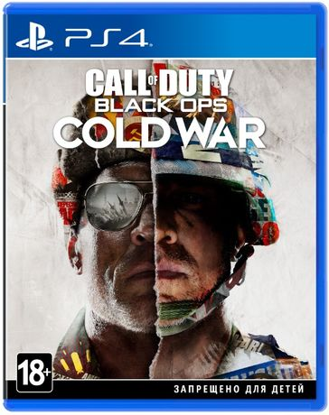 Call of Duty: Black Ops Cold War PS4 русская версия
