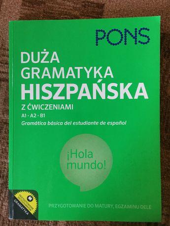 Duża gramatyka hiszpańska