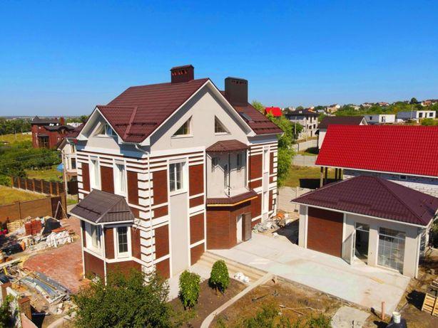Утепление фасадов, домов: ватой, пенопластом, клинкером.