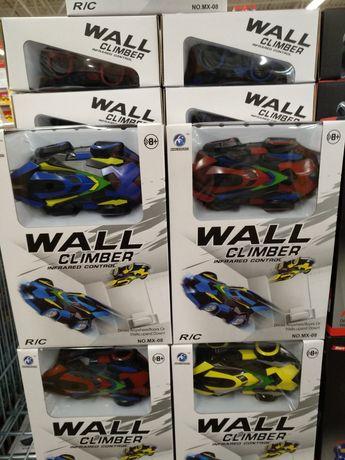 Антигравитационная машинка Wall Racer (Climb Force)/машинка которая е
