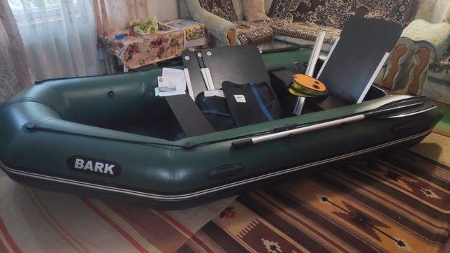 Килевая надувная лодка под двигатель BARK BT330S