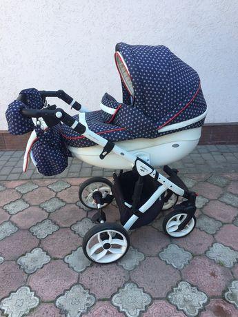 "Детская коляска 2 в 1 Baby Merc ""Faster Style 2"""