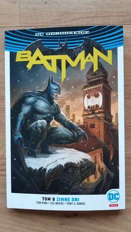 Batman DC Odrodzenie TOM 8 ZIMNE DNI