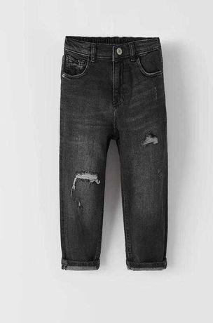 Джинсові джогери для хлопчика 134р (9р) Zara