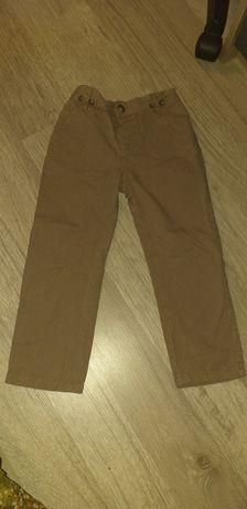 Spodnie chlopiece 98, 6 par