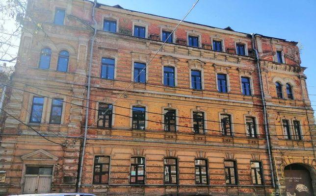 Продам 4-х этажное здание в центре переулок Лопанский L S4