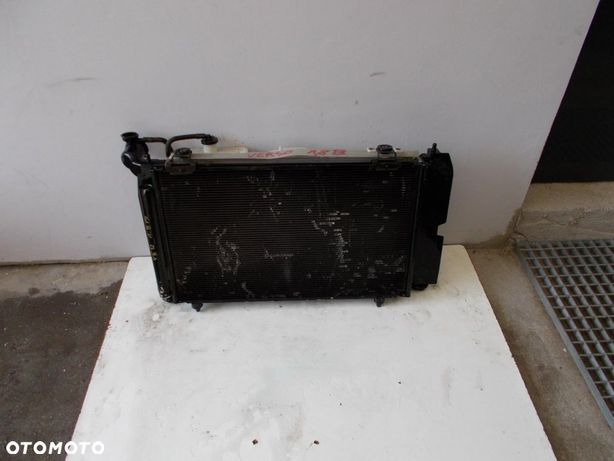TOYOTA VERSO 1.8 2007 chlodnice wentylator