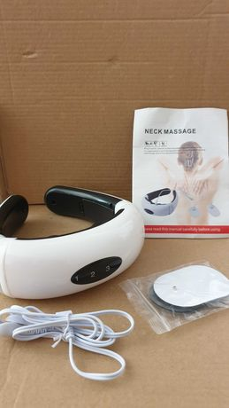 Máquina de massagens para pescoço