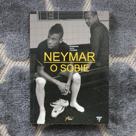 """""""Neymar o sobie, rozmowa ojca z synem"""" - książka"""