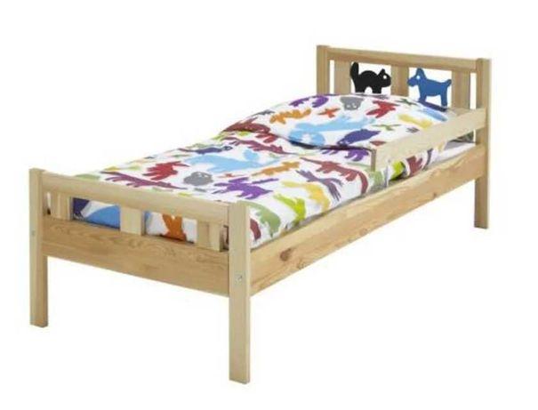 Ikea łóżko KRITTER dla dzieci 170/75