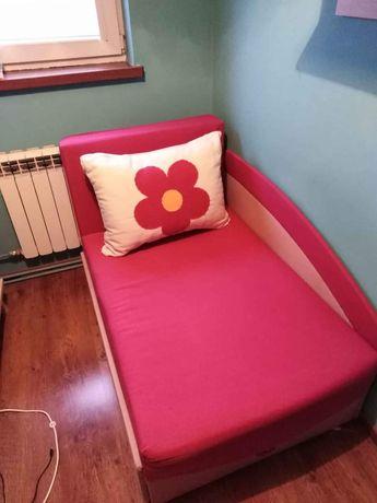 Sprzedam łóżko. Stan Bardzo dobry!